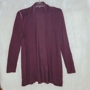 🎆Mulberry Open Front Cardigan